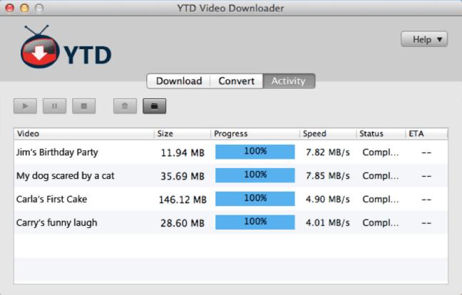 YTD Video
